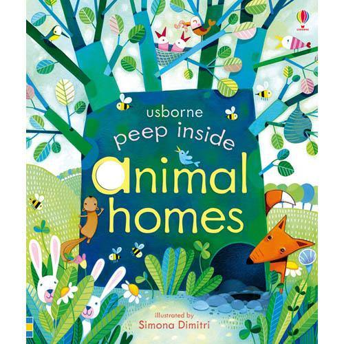 Usborne Peep inside Collection (6 Book)-BuyBookBook