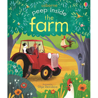 Usborne Peep inside the Farm-BuyBookBook