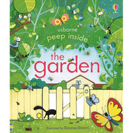 Usborne Peep inside the Garden-BuyBookBook
