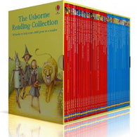 The Usborne Reading Collection (40 Books)-BuyBookBook