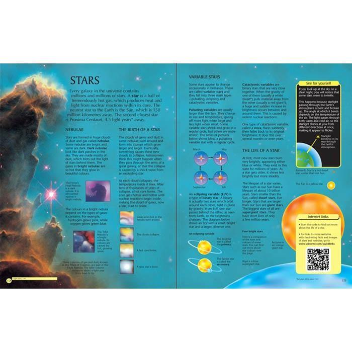 Usborne Science Encyclopedia (Paperback)-BuyBookBook
