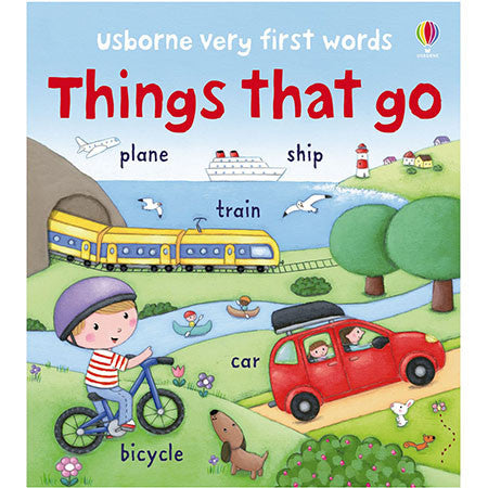 Very First Words Things That Go-BuyBookBook