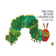 Very Hungry Caterpillar, The (Eric Carle)-BuyBookBook