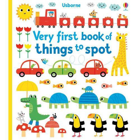Very first book of things to spot-BuyBookBook