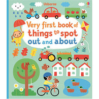 Very first book of things to spot out and about-BuyBookBook