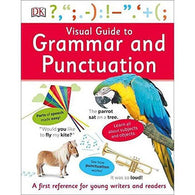 Visual Guide to Grammar and Punctuation-BuyBookBook