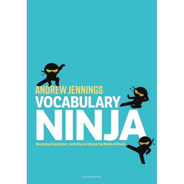 Vocabulary Ninja - Mastering Vocabulary-BuyBookBook