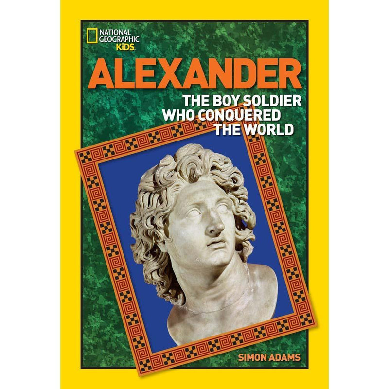 Alexander (National Geographic World History Biographies)-BuyBookBook