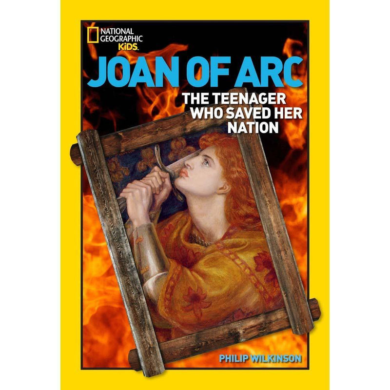 Joan of Arc (National Geographic World History Biographies)-BuyBookBook