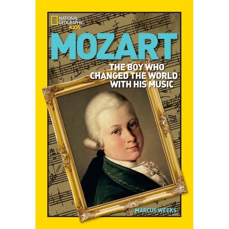 Mozart (National Geographic World History Biographies)-BuyBookBook