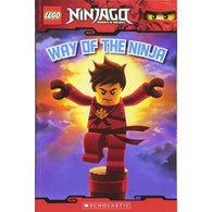 LEGO Ninjago #01 Way of the Ninja-BuyBookBook