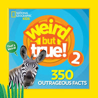 NGK: Weird But True 2: Expanded Edition-BuyBookBook