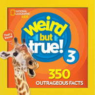 NGK: Weird But True 3: Expanded Edition-BuyBookBook