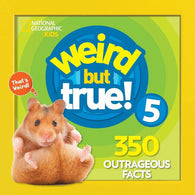 NGK: Weird But True 5: Expanded Edition-BuyBookBook