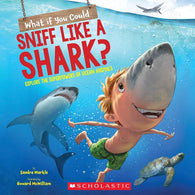 What If You Could Sniff Like a Shark? (What if you had series)-BuyBookBook