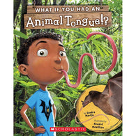 What If You Had an Animal Tongue!?-BuyBookBook