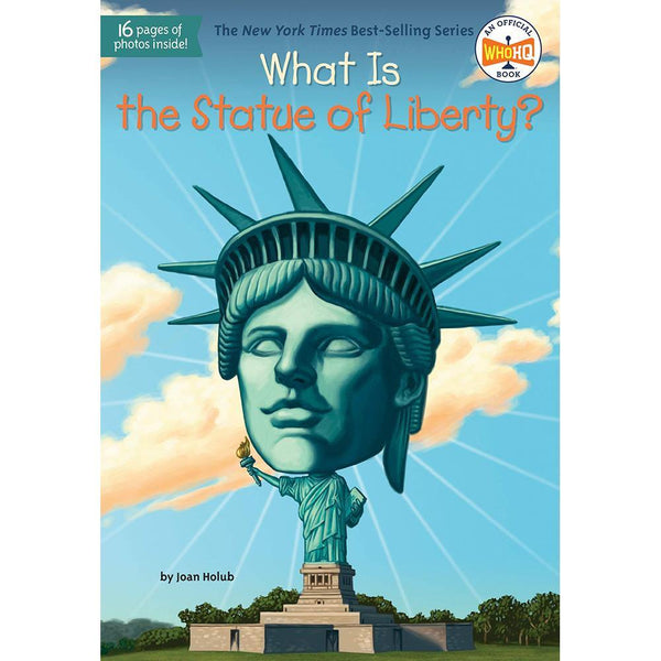 What Is the Statue of Liberty? (Who | What | Where Series)-BuyBookBook