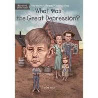 What Was the Great Depression? (Who | What | Where Series)-BuyBookBook