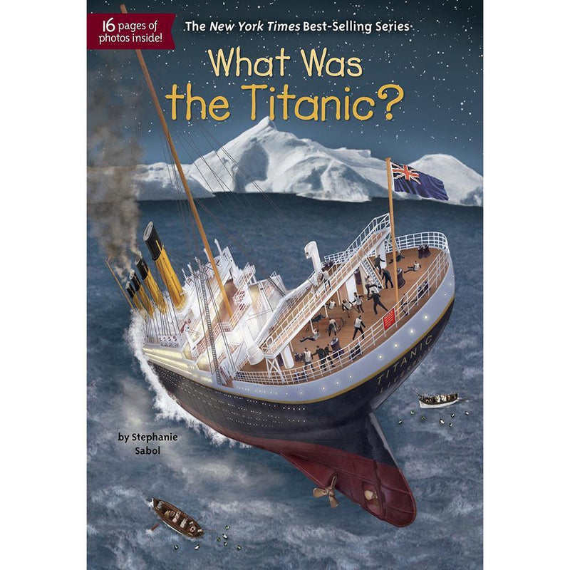 What Was the Titanic? (Who | What | Where Series)-BuyBookBook
