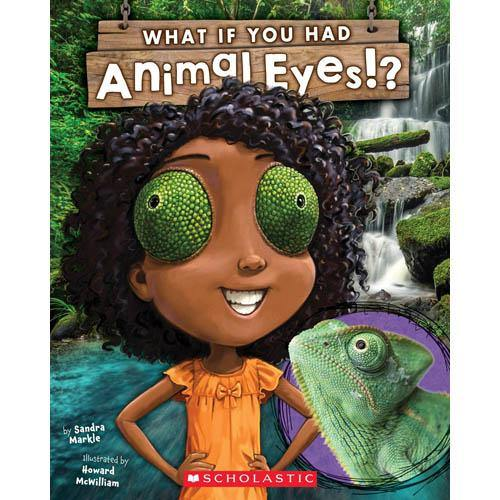 What If You Had Animal Eyes?-BuyBookBook