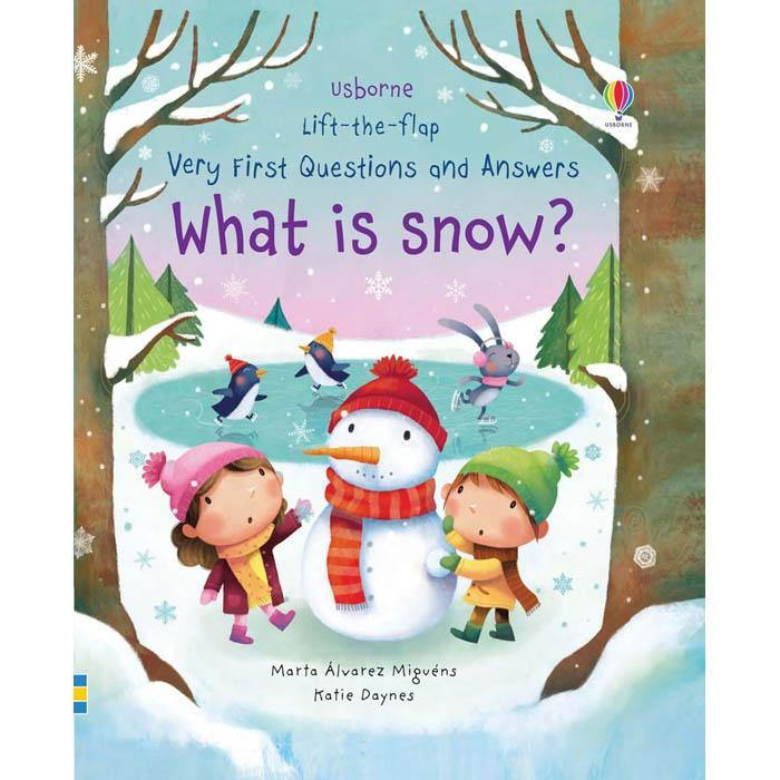 Very First Questions and Answers What is Snow?-BuyBookBook
