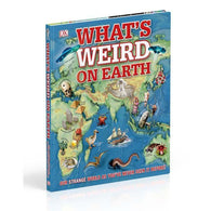 What's Weird on Earth? Atlas-BuyBookBook