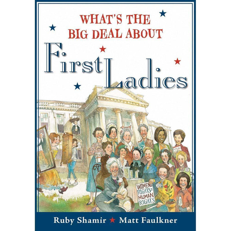 What's the Big Deal About First Ladies (Paperback)-BuyBookBook