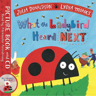 What the Ladybird Heard Next (Book + CD) (J. Donaldson)-BuyBookBook