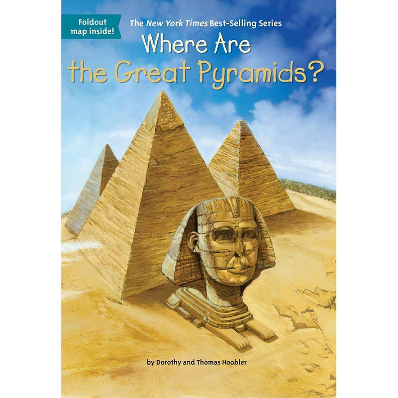 Where Are the Great Pyramids? (Who | What | Where Series)-BuyBookBook