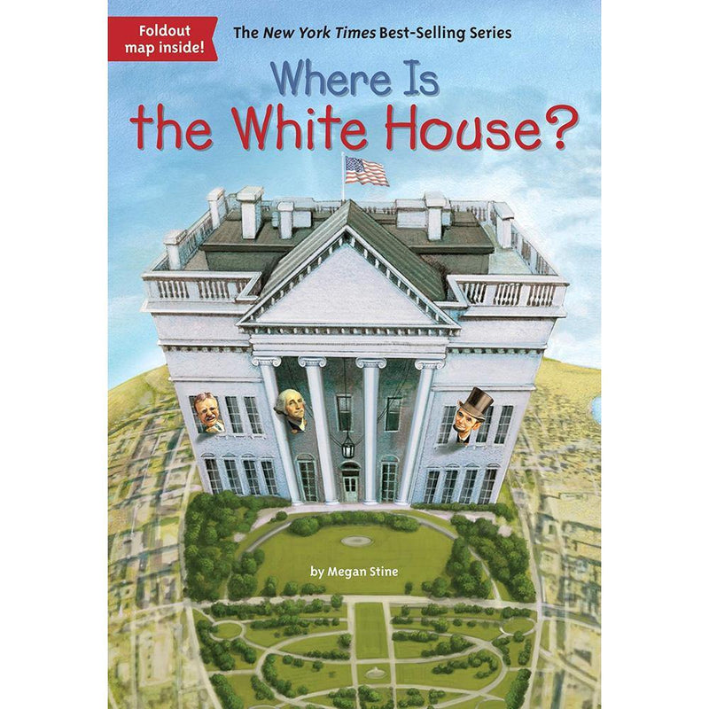 Where Is the White House? (Who | What | Where Series)-BuyBookBook