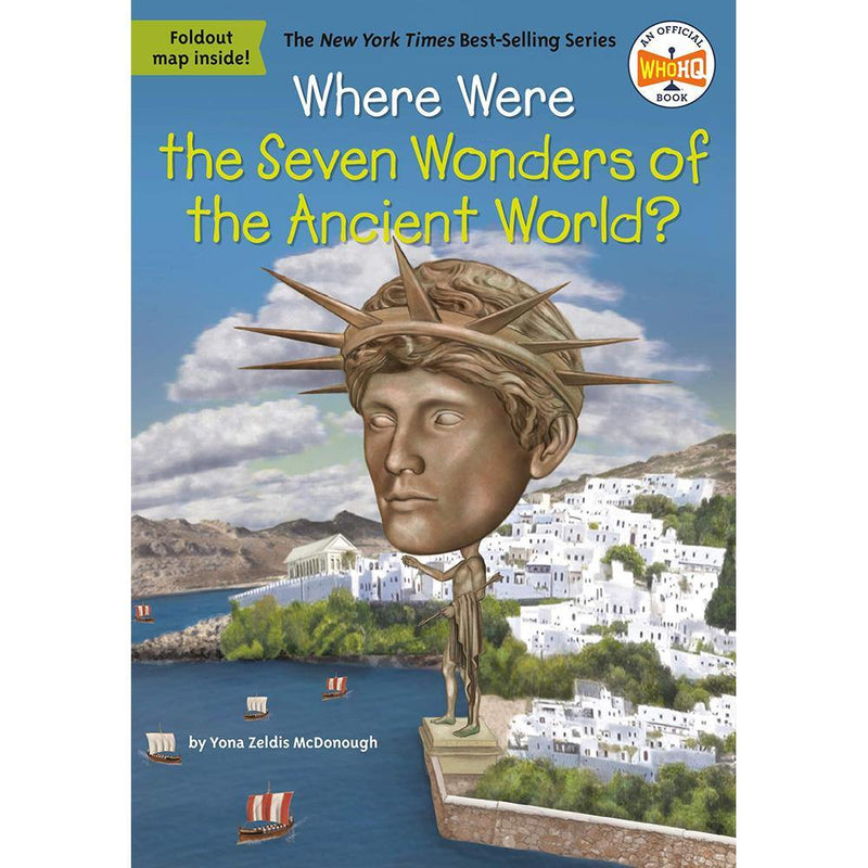 Where Were the Seven Wonders of the Ancient World? (Who | What | Where Series)-BuyBookBook