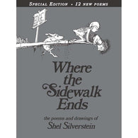 Where the Sidewalk Ends Special Edition (Hardback)-BuyBookBook