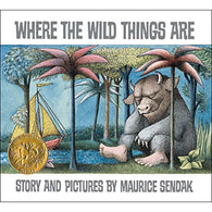 Where the Wild Things Are-BuyBookBook