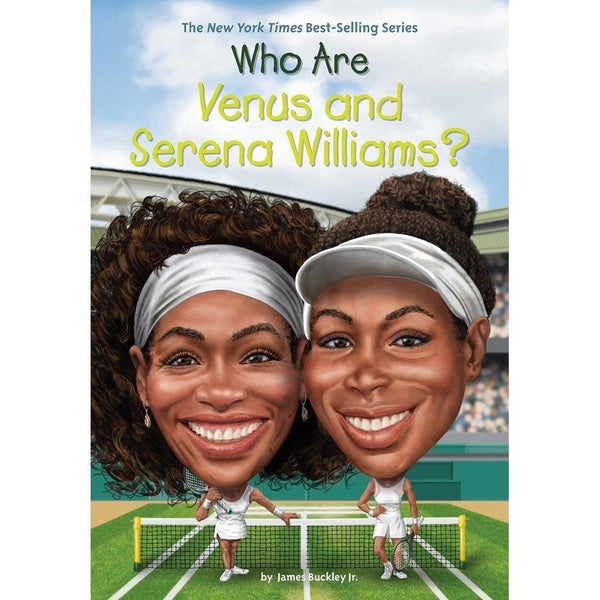 Who Are Venus and Serena Williams? (Who | What | Where Series)-BuyBookBook