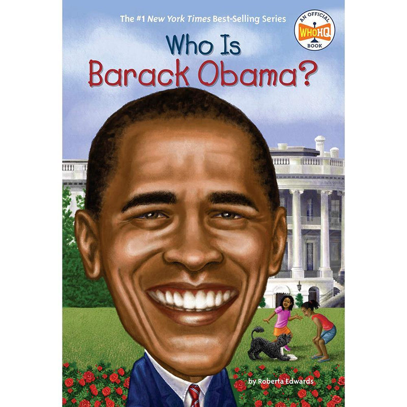 Who Is Barack Obama? (Who | What | Where Series)-BuyBookBook