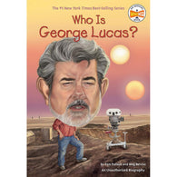 Who Is George Lucas? (Who | What | Where Series)-BuyBookBook