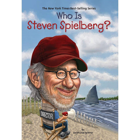 Who Is Steven Spielberg? (Who | What | Where Series)-BuyBookBook