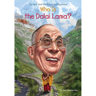 Who Is the Dalai Lama? (Who | What | Where Series)-BuyBookBook
