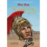 Who Was Alexander the Great? (Who | What | Where Series)-BuyBookBook