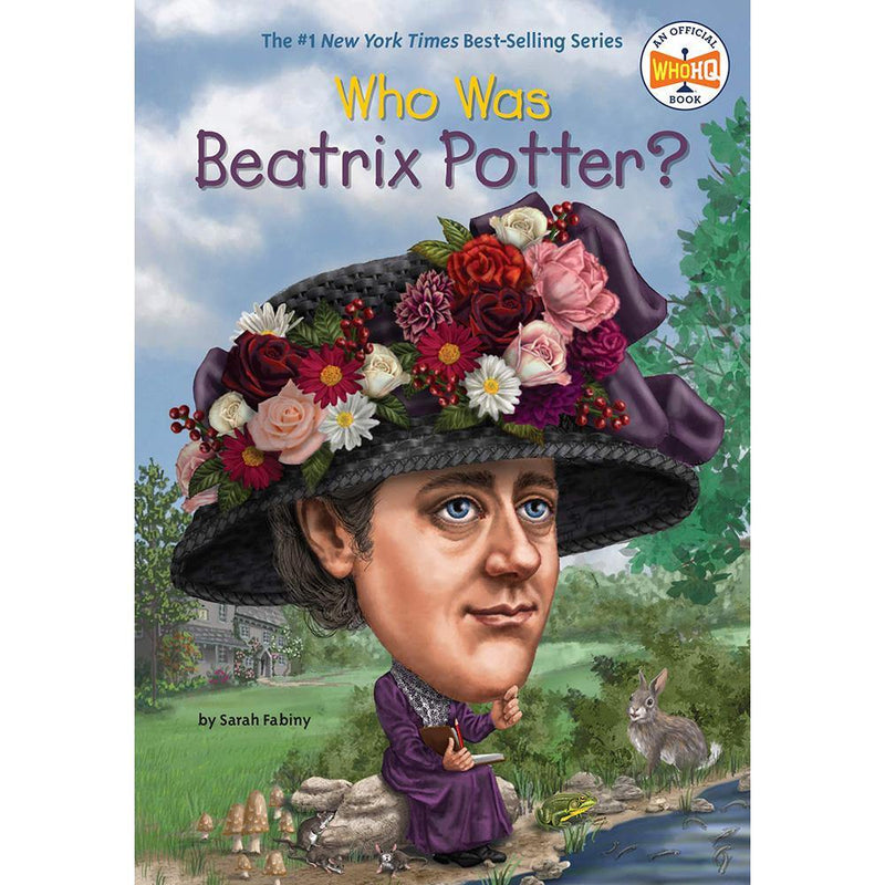 Who Was Beatrix Potter? (Who | What | Where Series)-BuyBookBook