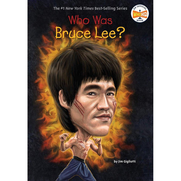Who Was Bruce Lee? (Who | What | Where Series)-BuyBookBook