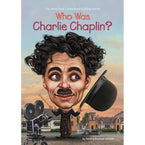 Who Was Charlie Chaplin? (Who | What | Where Series)-BuyBookBook