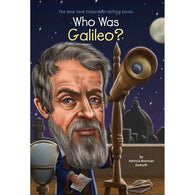 Who Was Galileo? (Who | What | Where Series)-BuyBookBook