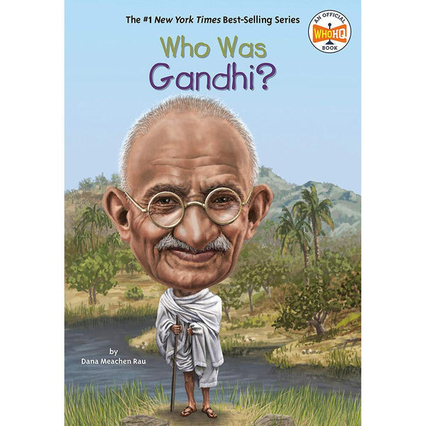 Who Was Gandhi? (Who | What | Where Series)-BuyBookBook