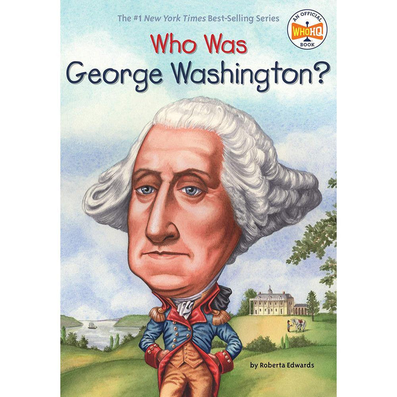 Who Was George Washington? (Who | What | Where Series)-BuyBookBook