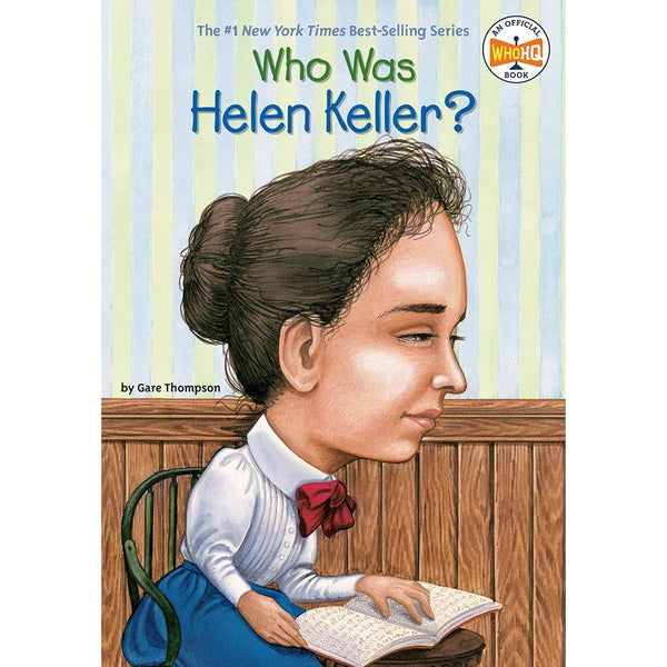 Who Was Helen Keller? (Who | What | Where Series)-BuyBookBook