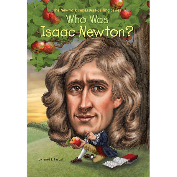 Who Was Isaac Newton? (Who | What | Where Series)-BuyBookBook