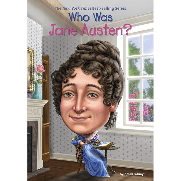 Who Was Jane Austen? (Who | What | Where Series)-BuyBookBook