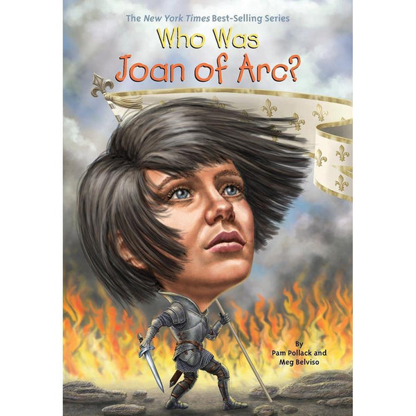 Who Was Joan of Arc? (Who | What | Where Series)-BuyBookBook
