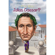 Who Was Julius Caesar? (Who | What | Where Series)-BuyBookBook